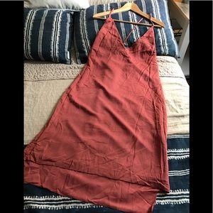 FOREVER 21 Midi Summer Dress